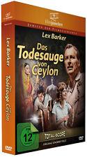 Das Todesauge von Ceylon - Lex Barker mit Ann Smyrner - Filmjuwelen DVD