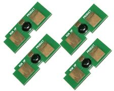 4 Toner + 1 Drum Chip for Canon EP-87 EP87 MF8170c MF8180c, HP 2550 2840 Refill