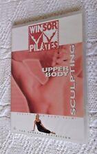 WINSOR PILATES - UPPER BODY SCULPTING (DVD) R-ALL, NEW, FREE POST IN AUSTRALIA