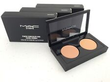 Qty/Set of 3 MAC Studio Finish Concealer Duo NW20/NC25 Full Size NEW IN BOX