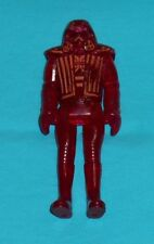 vintage Tomy Tron WARRIOR action figure (missing staff)