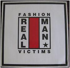 Real Man, fashion victims, VG/VG, maxi single PE (3099)