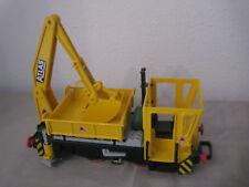 Playmobil LGB - Arbeitslok Atlas  Art.-Nr. 4053, TOP-Zustand RAR