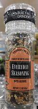 NEW! Trader Joe's Everyday Seasoning w/ Built-In Grinder, 2.3oz (65g)