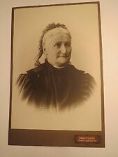 Flawil & Degersheim - Frau Burgi / Bürgi - Portrait / KAB