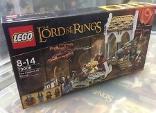 THE LORD OF THE RINGS LEGO 79006 THE COUNCIL OF ELROND BRAND NEW SEALED MINMB