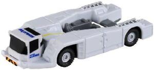 Tomica ‡'106 Komatsu toe bar-less tractor WZ4000 (box) Miniature Car Takara Tomy