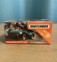 BRAND NEW 2020 Matchbox Power Grabs #73 1956 Aston Martin DBR1 GREEN