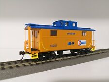 Athearn HO 74267 AMTRAK 14007 Eastern 2-Window Caboose (Furgón de Cola)