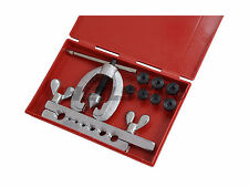 10 Piece Metric Pipe Tube Flaring Tool Kit   for use with copper and aluminium