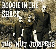 CD  The Nut Jumpers ( Band with Jake Calypso ) Boogie In The Shack - 2018 Album