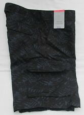 Men's Marks and Spencer Navy Mix Pure Cotton Patterned Shorts Waist 36 in