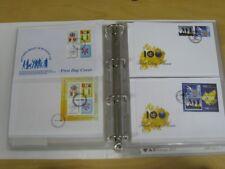 Album Sammlung Kosovo gestempelt aus 2000-2011 FDC Michel Euro 675,00