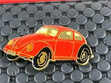 PINS PIN BADGE CAR COCCINELLE VOLKSWAGEN COX