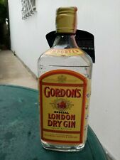 Gin Gordon's London Dry Gin 70 CL Bouteille Vintage 40% (20 Years )