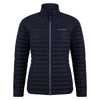 Berghaus Nula Insulated Womens Ladies Padded Jacket Coat Navy Blue