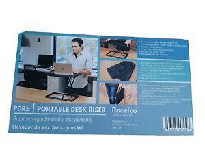 Portable Ergonomic Computer Laptop Standing Desk Adjustable Stand up Desk Riser