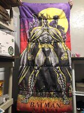 Vintage 1992 DC Comics Batman Returns Sleeping Bag