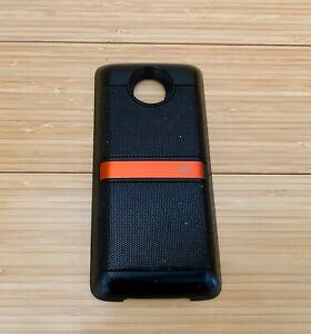 JBL SoundBoost Moto Mod Speaker 1st Generation - Black with Red Flip Stand