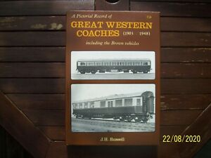 A Pictorial Record of Great Western Coaches (1903 - 1948)