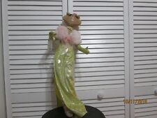 """Margaret Le Van Alley Cats Twisted 21"""" Long Pout Cat Never Displayed New W/Tag"""