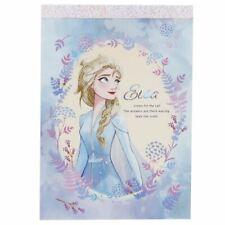 Frozen 2 2019 Memo Mini Pad Notepad Anna Elsa Olaf Stationery Disney Japan