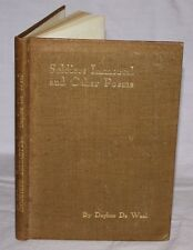 Daphne De Waal - Soldiers Immortal and Other Poems, first edition, 1917