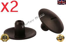 2x For Renault Clio MK1 Wheelarch mounting clip holder plastic nut screws  New