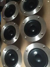 4 X Direct Replacement Midrange Speakers For Wharfedale  E70 & E90