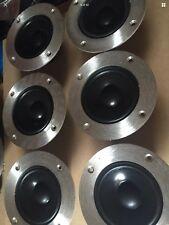 4 X Remplacement Direct De Milieu De Gamme Haut-parleurs pour Wharfedale E70 & E90