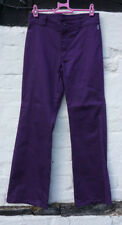 H&M Cotton Straight Leg Trousers for Women