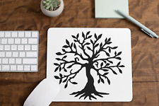 Tree of Life Non Slip Mouse Mat / Mouse Pad