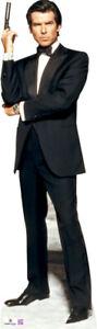 Pierce Brosnan James Bond Cardboard Cutout
