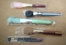 (NEW PRICE) GREAT SPECIAL OFFER. Make-Up Brushes. See all Photo's.