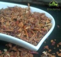 Krauterino24 - Apfeltrester geschnitten - getrocknet - 100g