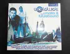 MATRIX & FUTUREBOUND - Worldwide 001 - 2x CD NEW - NERO  DnB Drum n Bass Dubstep