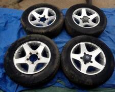 """Suzuki Grand Vitara 16"""" Alloy Wheels PCD 5x139.7mm 6.5Jx16 ET25 235/60R16"""