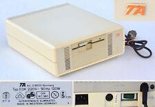 "Vin ta Ge Collector's Item External Fdd Floppy Disk Drive 5,25 "" Edk 120w #L141"