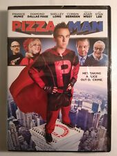 Pizza Man - DVD - Frankie Muniz/DDP/Stan Lee/Adam West/Shelley Long
