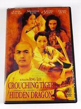 DVD: Crouching Tiger Hidden Dragon - Chow Yun-Fat