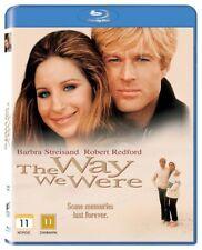 The Way We Were (1973) Redford Streisand IMPORT Blu-Ray BRAND NEW Free Ship