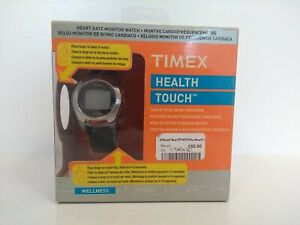 TIMEX T5K470 HEALTH TOUCH Mens/Ladies HRM Watch. (Needs a new battery)