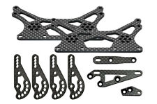 Axial XR10 Stage 2 Carbon Fiber Upgrade Kit AX30433