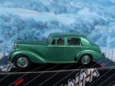 "1/43 Western models  (England)  Bentley 1953  ""R"" type  white metal WMS58"