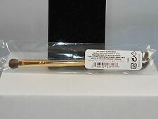 bareMinerals Bare LE Gold Handle Precision Eye & Cheek Brush New Sealed 78000