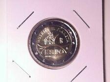 Pièces euro de l'Italie Année 2015