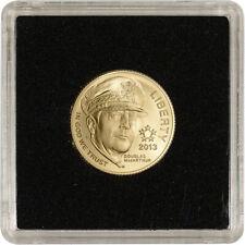 2013-P US Gold $5 5-Star Generals Commemorative BU - Coin in Square Holder