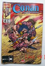 CONAN L'Avventuriero N° 4 MARVEL Italia 1994