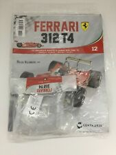 Ferrari 312 T4 1/8 scale Centauria issue #12