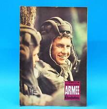 Armeerundschau 6-1971 NVA Volksarmee Soldaten DDR Opoczynski Suchoj Magdeburg R